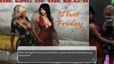 King of the Beach – That Friday
