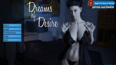 Dreams Of Desire [Episode 2] (Lewdlab)