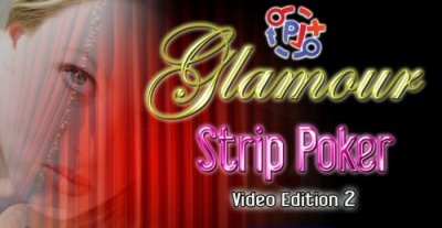 Glamour Strip Poker Video Edition 2