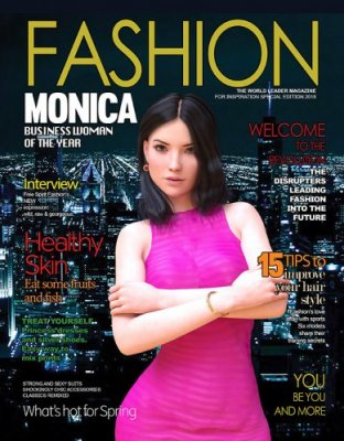 Fashion Business: Monica's adventures - Episode 1 (FULL) 1.004 FULLHD 1080p