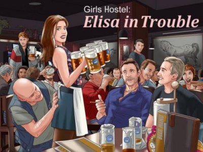 Girls Hostel: Elisa in Trouble 1.0.0 +.0.62