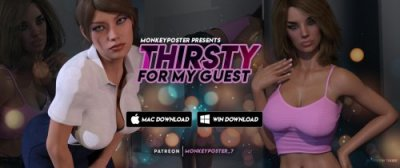 Thirsty For My Guest Ep. 2