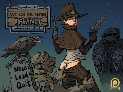 Witch Hunter Trainer v.February 2021