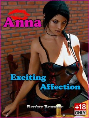 Anna Exciting Affection Ch.1 v2.0 + Ch.2 v0.01b