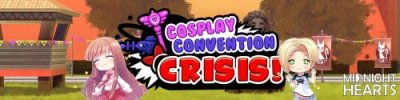 Cosplay Convention Crisis 0.2.5