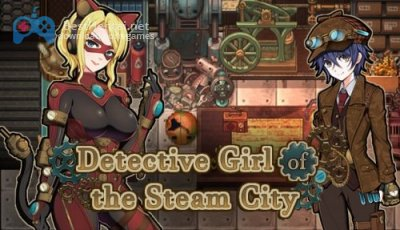 Detective Girl of the Steam City v.2.01