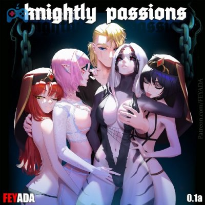 Knightly Passions v.0.3d