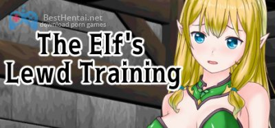 The Elf's Lewd Training