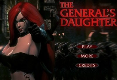 Katarina: The General's Daughter