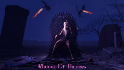Whores Of Thrones Season 2 Ep.1