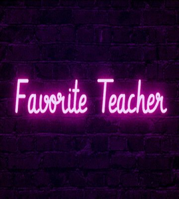 FAVORITE TEACHER v.0.32